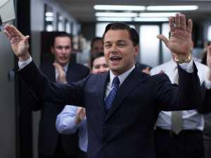 El lobo de Wall Street (2013) de Martin Scorsese