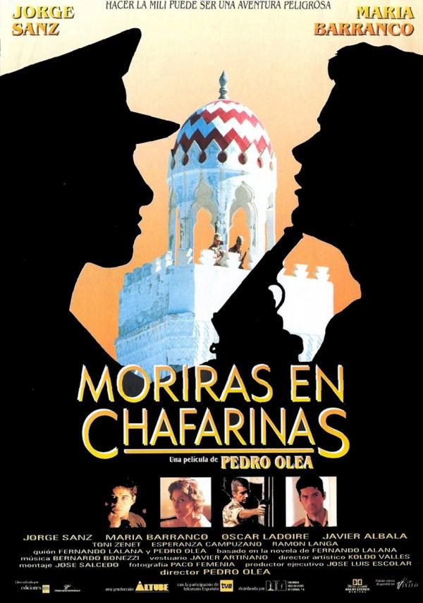 Morirás en Chafarinas (1995) de Pedro Olea