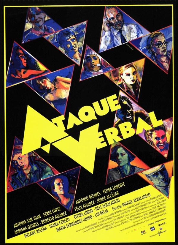 Ataque verbal (1999) de Miguel Albadalejo