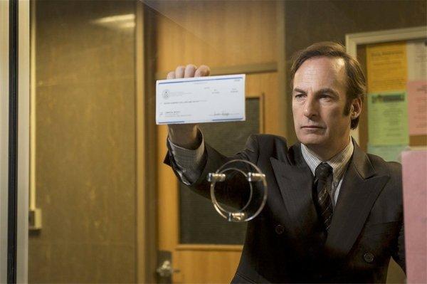 Better call Saul 1x01: Uno