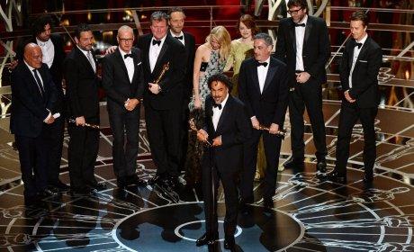 Oscars 2015: Patricia Arquette