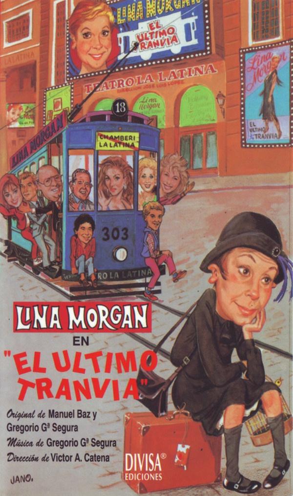 El último tranvía (1990) de Víctor Andrés Catena