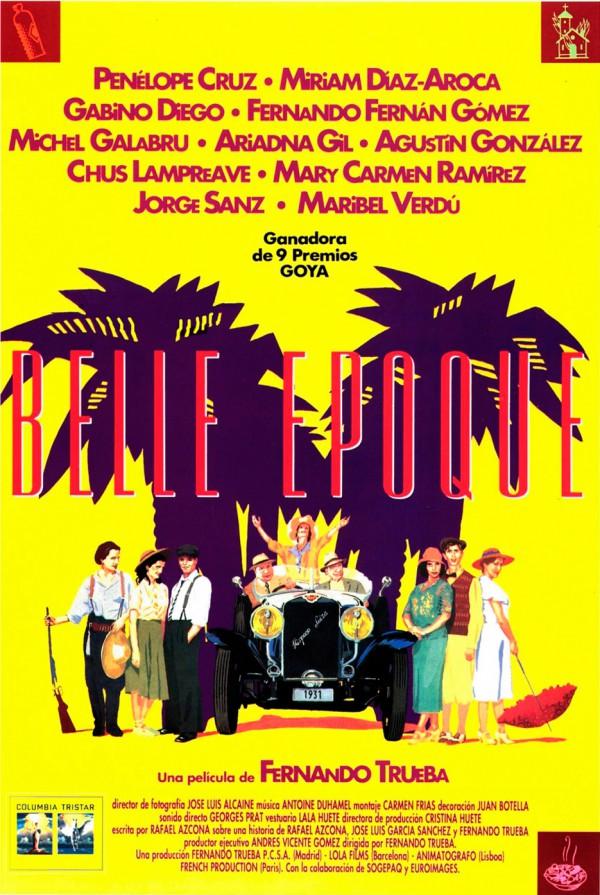 Belle époque (1992) de Fernando Trueba