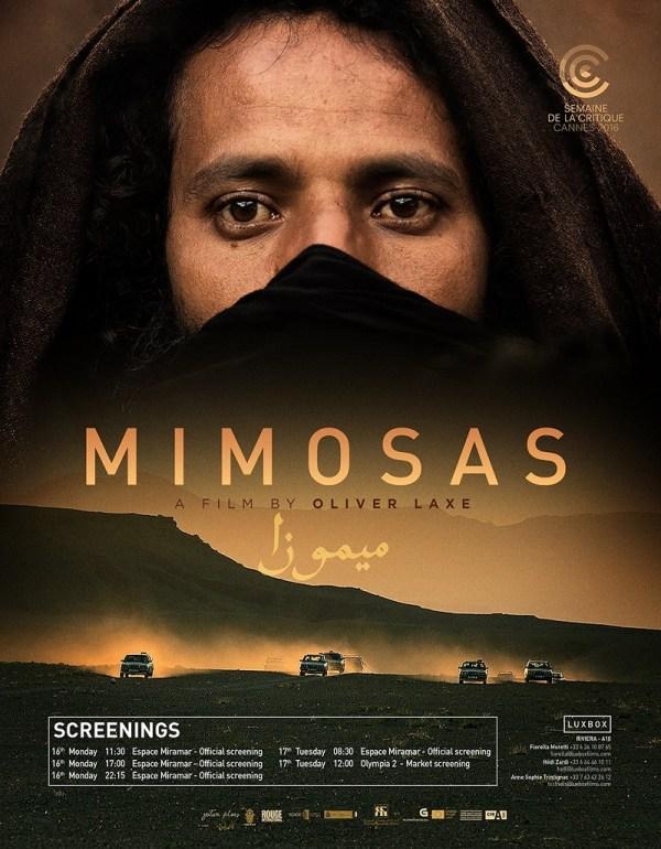 Mimosas (2016) de Óliver Laxe