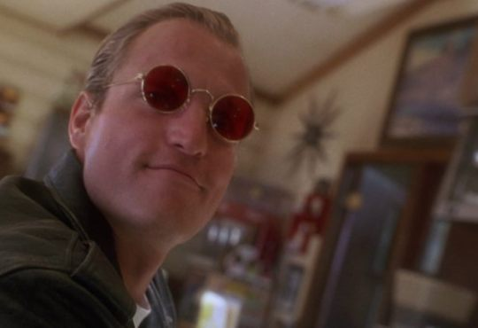 Asesinos natos (1994) de Oliver Stone