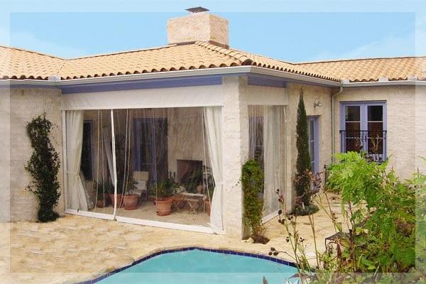 Custom Solarium Patio Enclosures For Your Plants