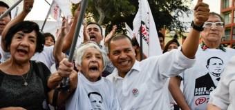 Precandidatos al congreso más populares por la lista de Progresando Perú en Lima