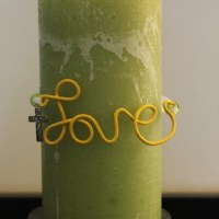 Decorative Wire Words