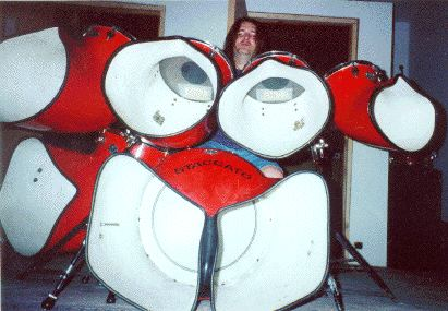 Foto Drum staccato drums how about this drum set these have long since been sold 411x285