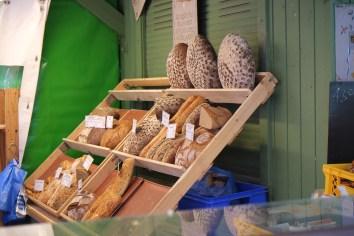 Brot von Karnoll am Viktualienmarkt