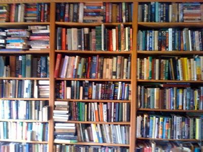 The Endless Bookshelf Simply Messing About In Books By