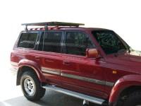 Front Runner Slimline II Toyota Land Cruiser 80 Roof Rack ...