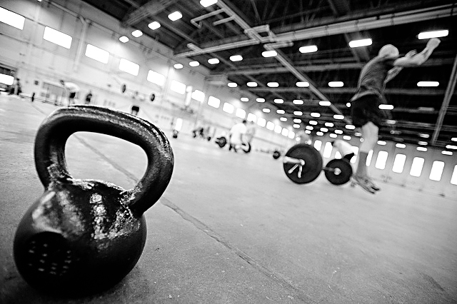 How to build a kettlebell