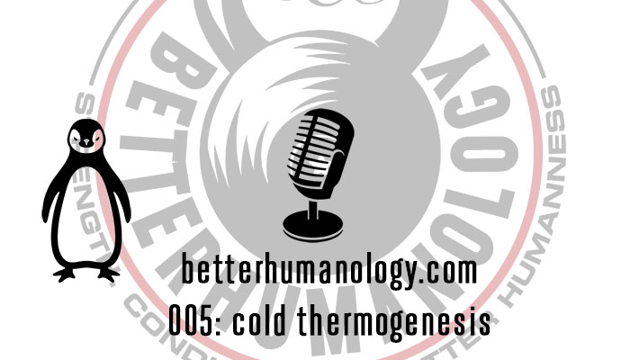 Cold Thermogenesis, or How to Lose 8 lb in 10 Days