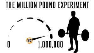 I lifted 1,000,000 lb…Here's what happened