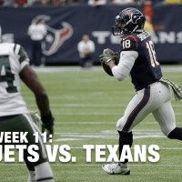 NFL Week 11 Recap: New York Jets @ Houston Texans