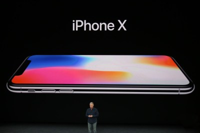 Apple iPhone X goes official with bezel-less AMOLED display