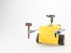 Lego Wall-E Rifiuti