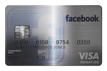 facebook-credit-card
