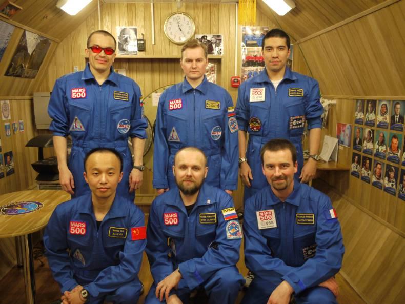 mars-500-crew