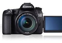Canon EOS 70D Dual Pixel CMOS AF