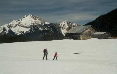 plateau-des-glières-ski-de-fond-enfant-et-adulte