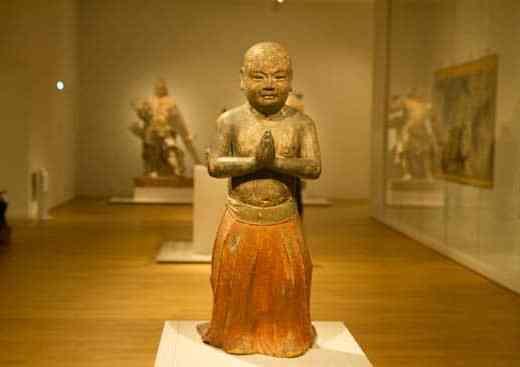 Rijksmuseum-pays-bax-statue