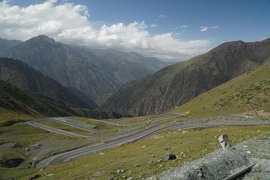 Kirghizistan-paysage