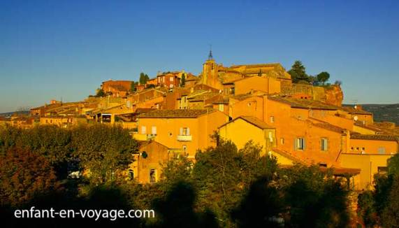 Roussillon-dans-le-Lubéron