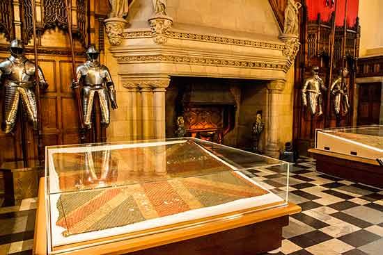 great-hall-chateau-edimbourg