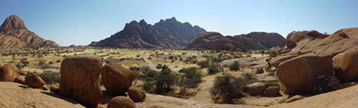 Spitzkoppe-Namibie