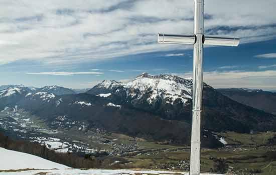 croix-d'Alland-bauges-alpes