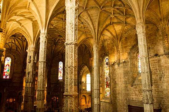 église-mosteiros-de-hiéronymites lisbonne