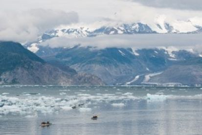 iceberg-alaska-valder USA