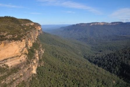 australie-blue-mountains paysage