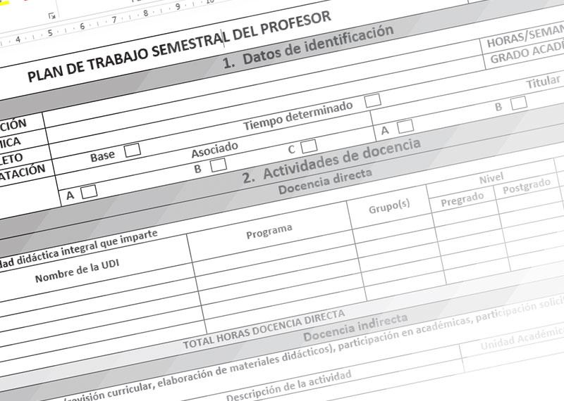 Enfermería UAZ - Formatos reacreditación COMACE