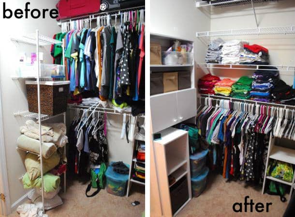 These Will Keep Piles Of Clothing Much More Organized; They Are Also Great  For Holding Purses And Hats In Place.
