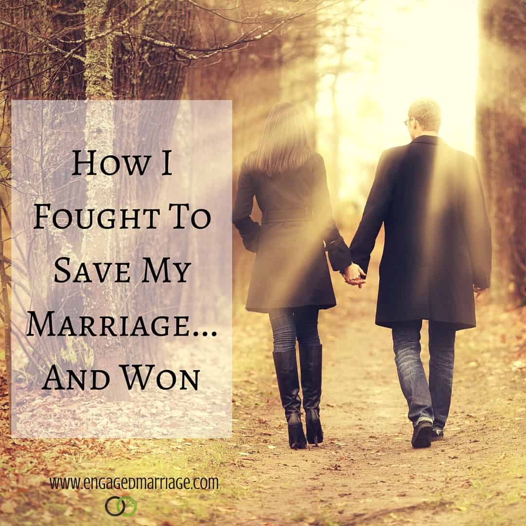 how to save a marriage 2018-6-13  can this marriage be saved  save and split it — plague even well-off couples in her work with the early years of marriage project,.