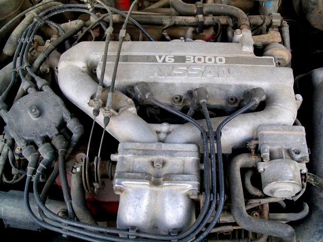 Nissan VG30E (30 L, 12 valve) V6 engine review and specs, service data