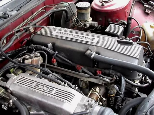 Nissan KA24E (24 L, 12 valves, SOHC) engine specs and review, power