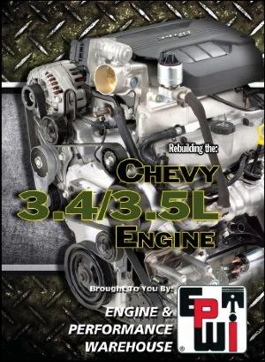 Rebuilding the Chevy 34L/35L Engine - Engine Builder Magazine