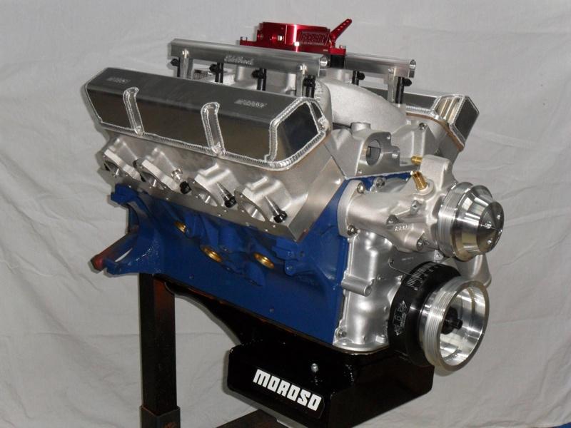 The Ford \u0027FE\u0027 - Rebuilding An American Iron Icon - Engine Builder