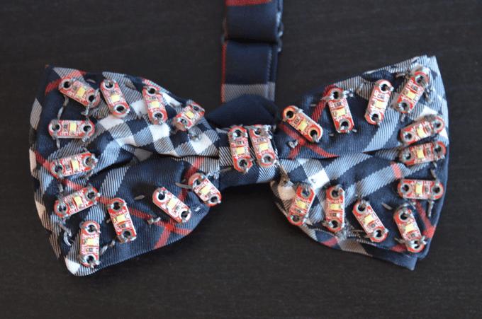 Fiat Lux Bow Tie