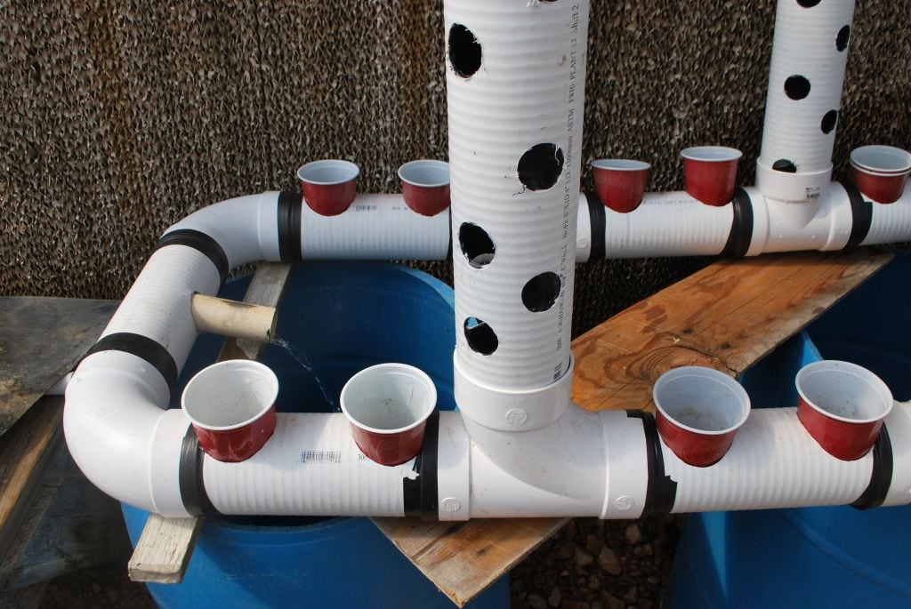 How To Build A Vertical Aquaponic System