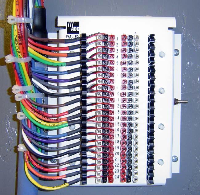 Punch Block Wiring Diagram Wiring Diagram