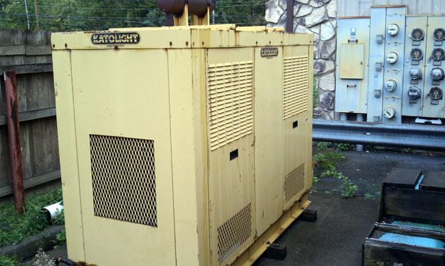 Care and feeding of Propane Fueled Generators « Engineering Radio