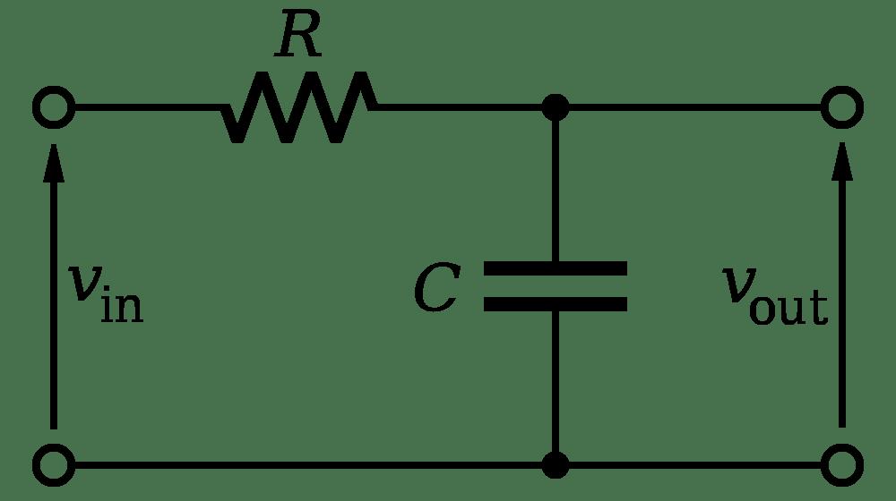 low pass filter circuit design