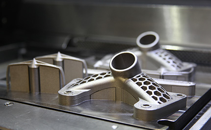 Getting the Most Out of Metal 3D Printing: Understanding Design & Process Controls for DMLS