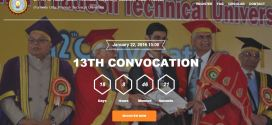 Regarding 13th Annual Convocation of Dr. A.P.J. Abdul Kalam Technical University (UPTU), Lucknow