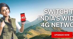 Airtel 4G Data Offer for Samsung Users